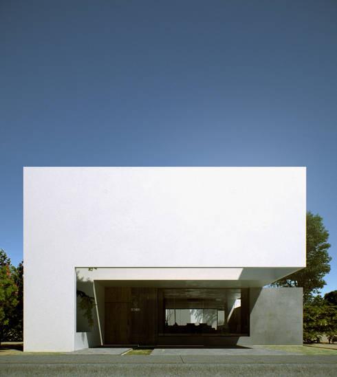 Colores para pintar una casa minimalista for Una casa minimalista