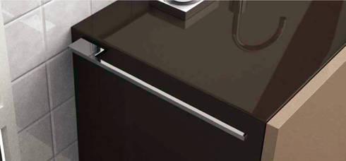 Cocina de estilo  por Omar Plazas Empresa de  Diseño Interior, remodelacion, Cocinas integrales, Decoración