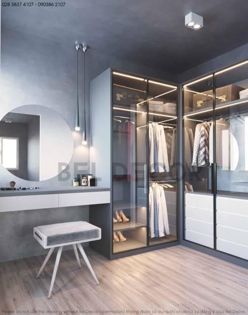 HO17111 Luxury Apartment Interior Design & Construction / Bel Decor:   by Bel Decor