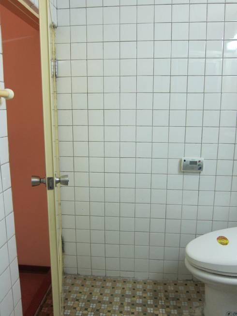 共用衛浴Before:   by 以恩設計
