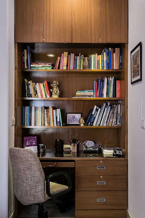Home Renovation: modern Study/office by Rennovate Home Solutions pvt ltd