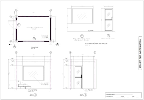 Architectural layout:   by freelance