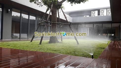 สปริงเกอร์แบบ popup:   by SprinklerHome.com