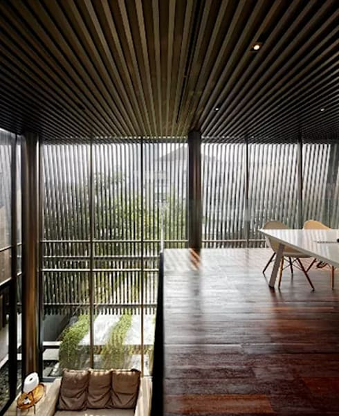S Parman Garden Residence:   by Jati and Teak