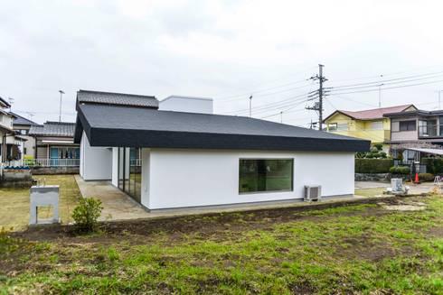 House for O: kurosawa kawara-tenが手掛けた木造住宅です。
