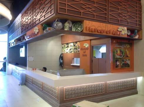 Flavour of Java @Mall Baywalk Pluit view-2:  Restoran by Cendana Living