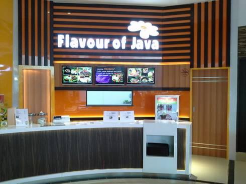 Flavour of Java @Mall Lippo Karawaci:  Restoran by Cendana Living