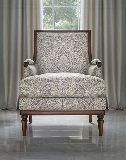 Stanwyck Occasional Chair: classic Living room by Bombay Canada