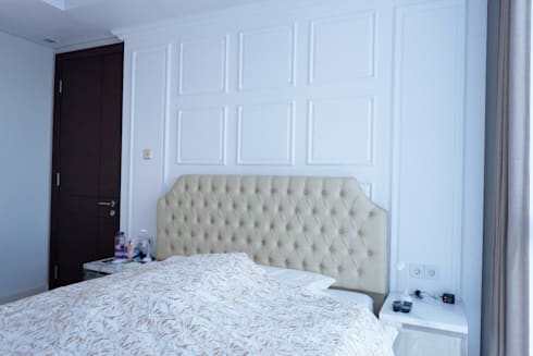 Apartmen Windsor Jakarta Barat:  Kamar Tidur by Gaiyuu Jaya Abadi