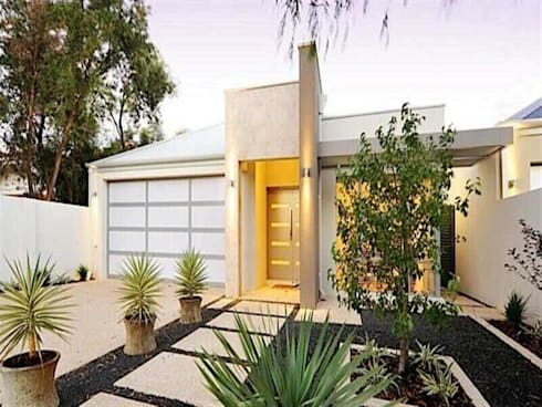 Wembley Units: modern Houses by Marzia Design