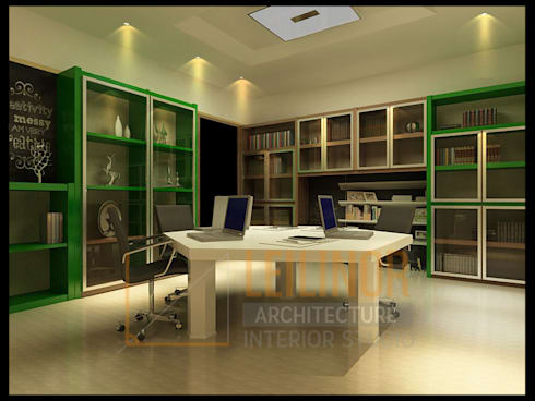 Office buildings by CV Leilinor Architect