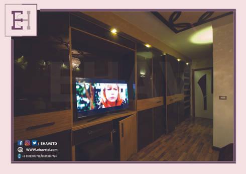 Fully Finished Including Furniture (Turn Key):  غرفة نوم تنفيذ EHAV