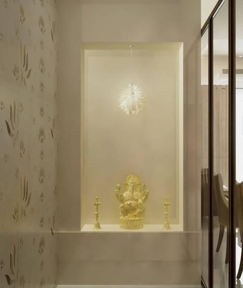 Project 3:  Corridor & hallway by Rhythm  And Emphasis Design Studio