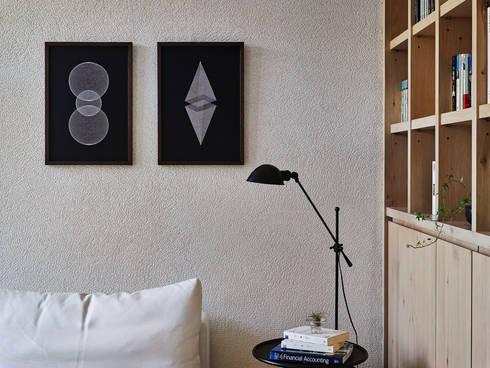 圖片:  臥室 by Fertility Design 豐聚空間設計