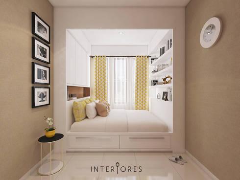 Window View:   by INTERIORES - Interior Consultant & Build