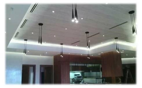 Interiors and renovation : modern Kitchen by Faith shopfitting and interiors