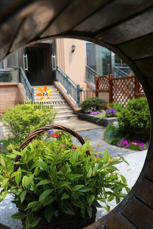 SuZhou Garden04:  Front yard by  M  Garden