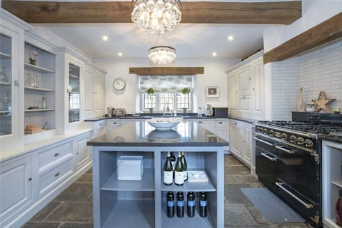 Malt House : country Kitchen by ARB Architecture Ltd