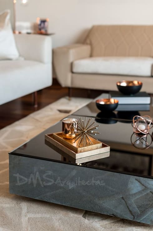 SALA: Comedor de estilo  por DMS Arquitectas