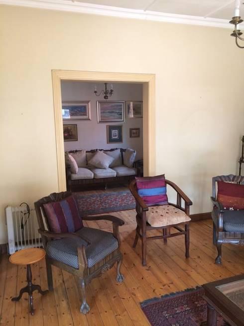 Liza's cottage:  Event venues by Nuclei Lifestyle Design
