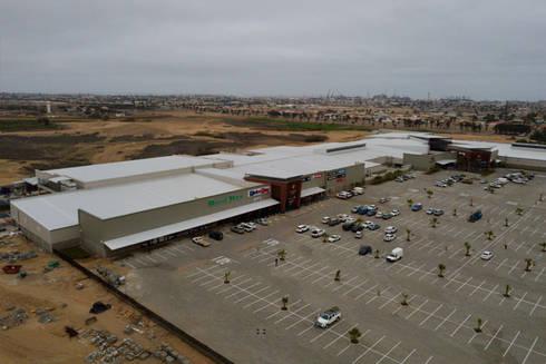 Dunes Mall, Walvis Bay, Namibia:   by Clotan Steel