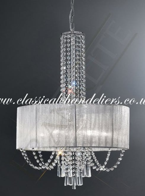 modern Living room by Classical Chandeliers