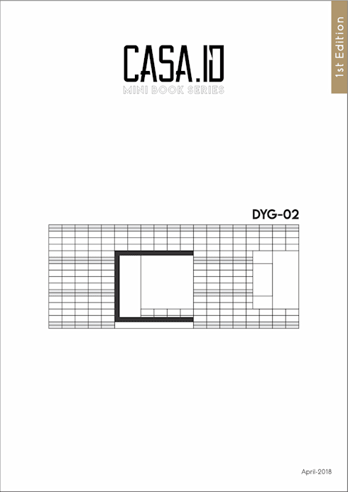 DYG 02 House :   by CASA.ID ARCHITECTS
