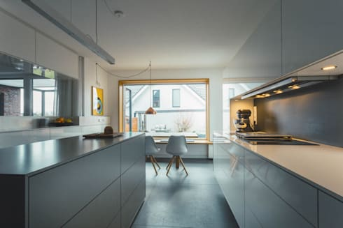Küche nach Maß:  Einbauküche von Klocke Möbelwerkstätte GmbH