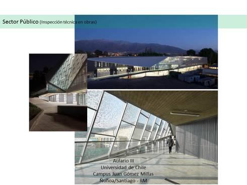 Espacios Públicos y Equipamiento Social:  de estilo  por LZ Consultores SpA