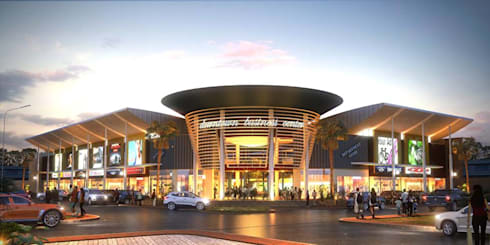 CBR Business Center:   by jmsantos Architecture