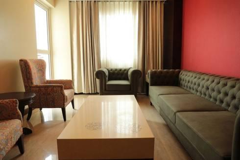 Interior Designs: modern Living room by Umbrella Tree Designs