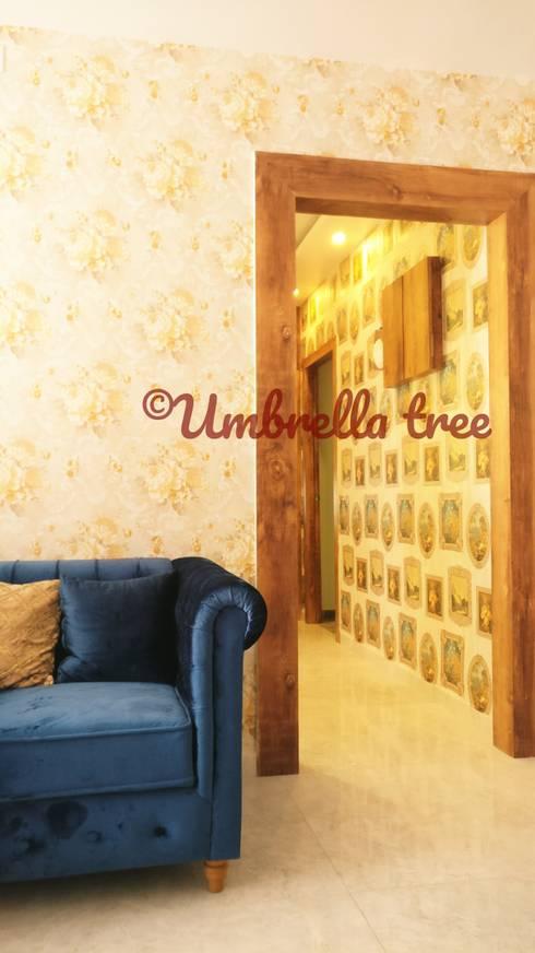 Interior Designs: classic Living room by Umbrella Tree Designs