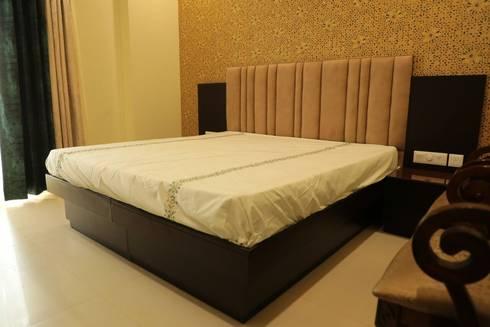 Interior Designs: modern Bedroom by Umbrella Tree Designs
