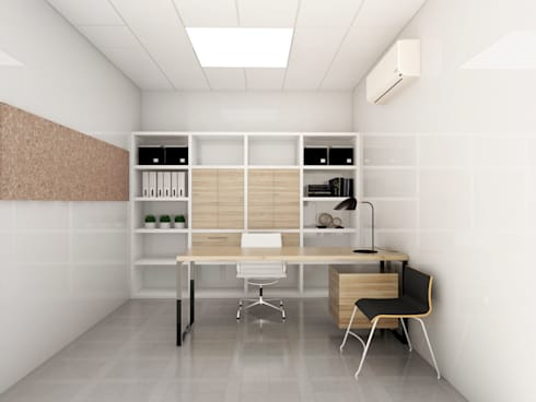 Company Office:   by KC INTERIORS