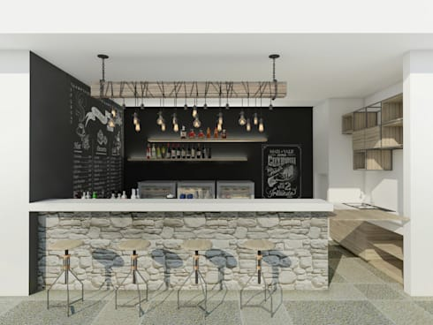 Hotel:   by KC INTERIORS