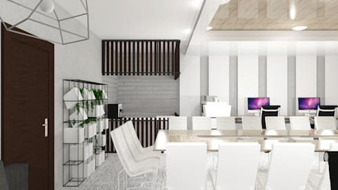 Church Function Room:   by KC INTERIORS
