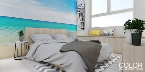 Thiết kế chung cư:   by COLOR DECOR