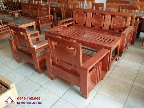 Mẫu SLC609:   by Đồ gỗ nội thất Phố Vip