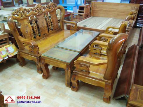Mẫu SLT497:   by Đồ gỗ nội thất Phố Vip