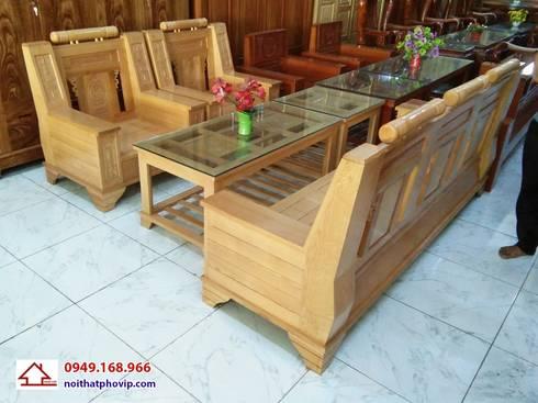 Mẫu SLS083:   by Đồ gỗ nội thất Phố Vip