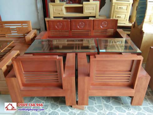 Mẫu SLC085:   by Đồ gỗ nội thất Phố Vip