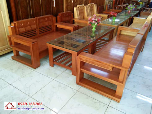Mẫu SLC076:   by Đồ gỗ nội thất Phố Vip