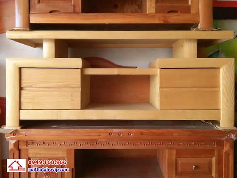 Mẫu KTVS114:   by Đồ gỗ nội thất Phố Vip