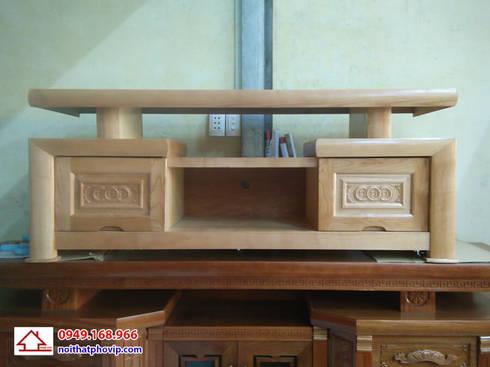 Mẫu KTVS574:   by Đồ gỗ nội thất Phố Vip