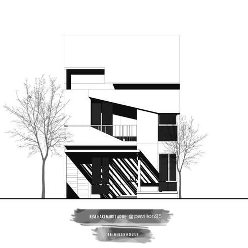 Renovation - Niken House @ Cinere:   by Studio Benang Merah