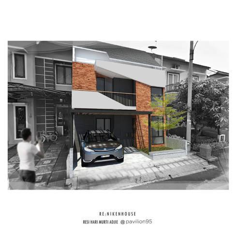 After Renovation:   by Studio Benang Merah