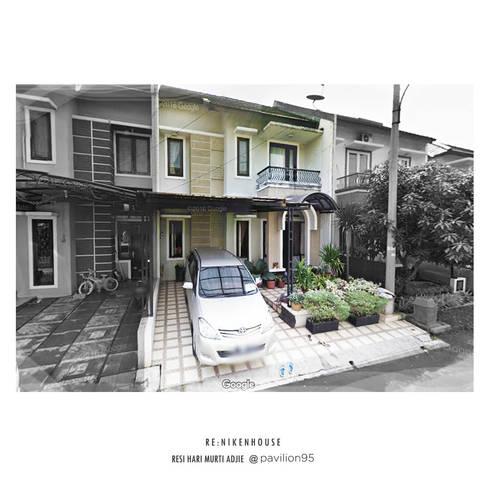 Before Renovation:   by Studio Benang Merah