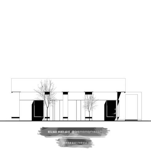Seribu Guest House:   by Studio Benang Merah