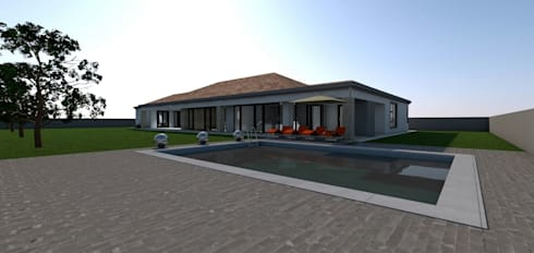 modern style :   by MNM MULTI PROJECTS