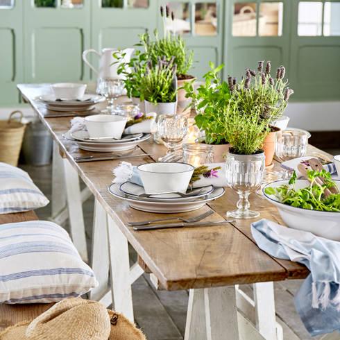Coleção Beja: Sala de jantar  por COSTA NOVA
